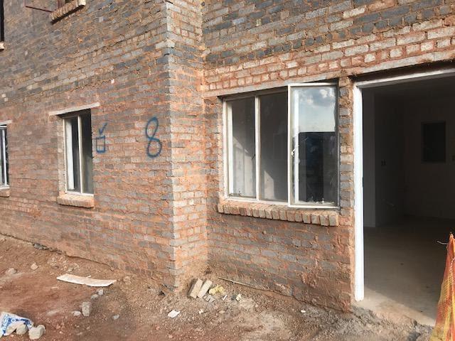 B54 showing ground floor glazing has been done